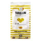 Terre di Puglia - Tarallini Millerighe - Sesamo - Linea Salata