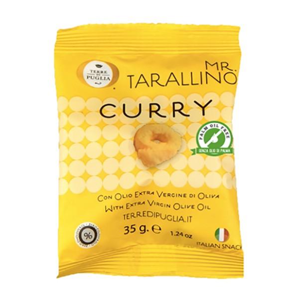 Terre di Puglia - Mr Tarallino - Gusto Churry - Linea Salata