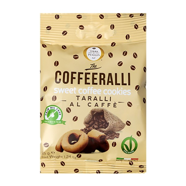 Terre di Puglia - Coffeeralli - Bag - Sweet Line - Mini