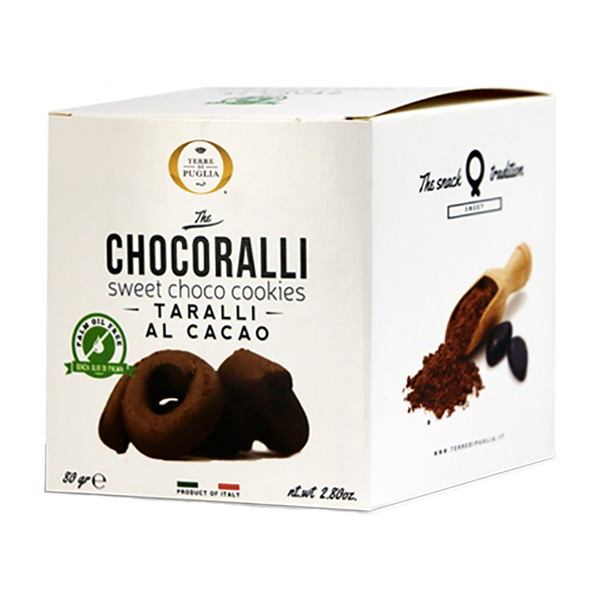 Terre di Puglia - Chocoralli - Box - Sweet Line
