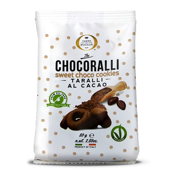 Terre di Puglia - Chocoralli - Bag - Sweet Line