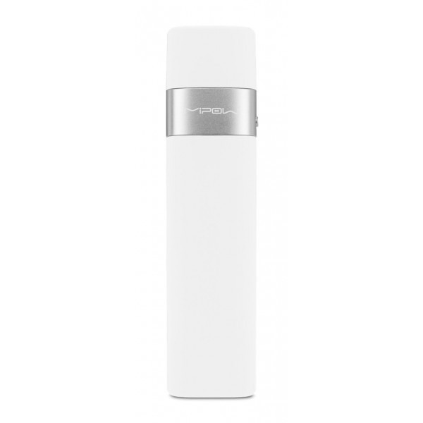 MiPow - Power Tube 3000l - Bianco - Batterie Portatili - Caricabatterie Portatile - Dispositivi Apple con App Control - 3000 mAh