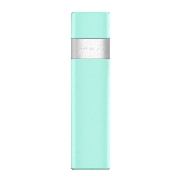 MiPow - Power Tube 3000l - Light Blue - Portable Batteries - Portable Charger For Apple Devices with App Control - 3000 mAh