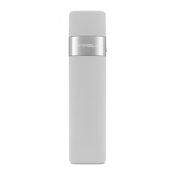 MiPow - Power Tube 3000l - Grey - Portable Batteries - Portable Charger For Apple Devices with App Control - 3000 mAh