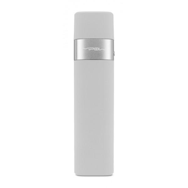 MiPow - Power Tube 3000l - Grigio - Batterie Portatili - Caricabatterie Portatile - Dispositivi Apple - App Control - 3000 mAh