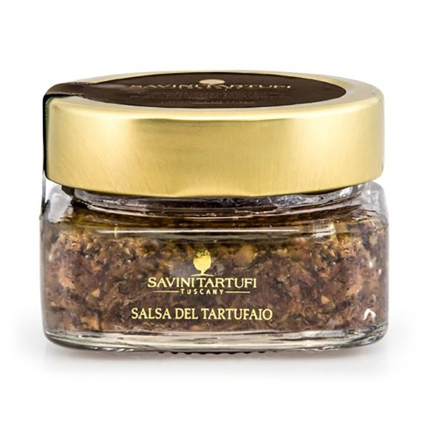 Savini Tartufi - Salsa del Tartufaio - Linea Collezione - Eccellenze al Tartufo - 45 g