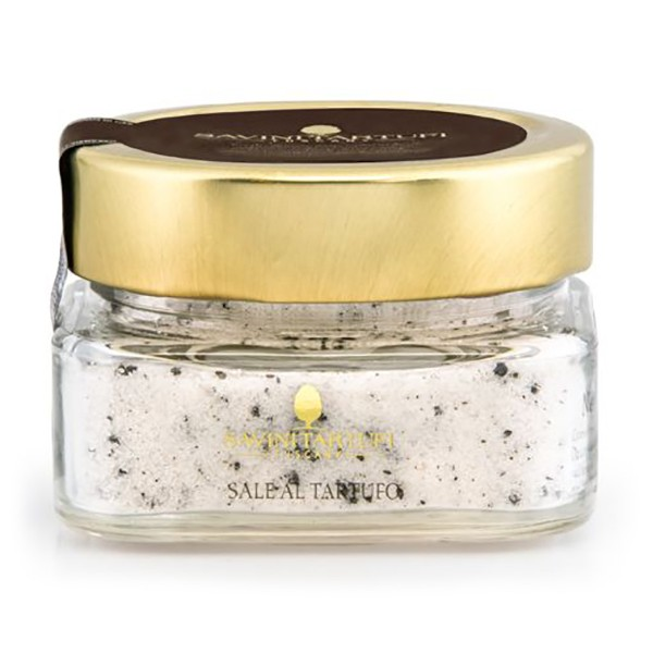 Savini Tartufi - Salt with Truffles - Collection Line - Truffle Excellence - 50 g