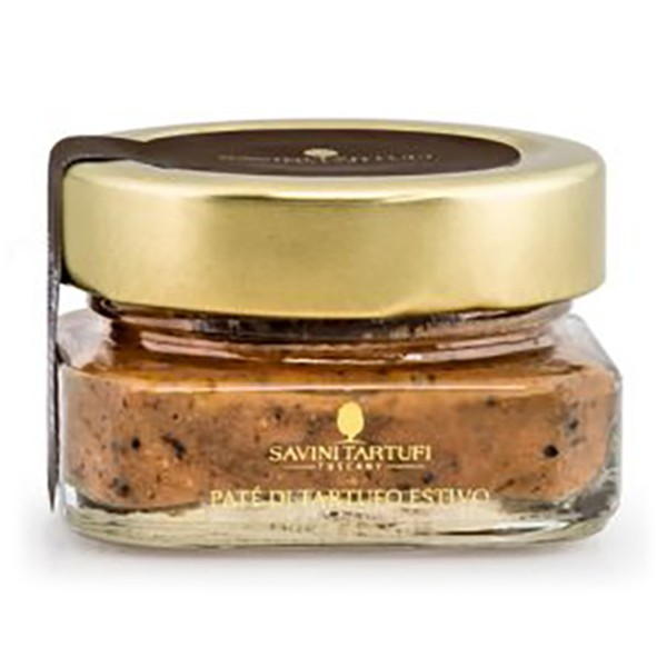 Savini Tartufi - Summer Truffle Paté - Collection Line - Truffle Excellence - 45 g