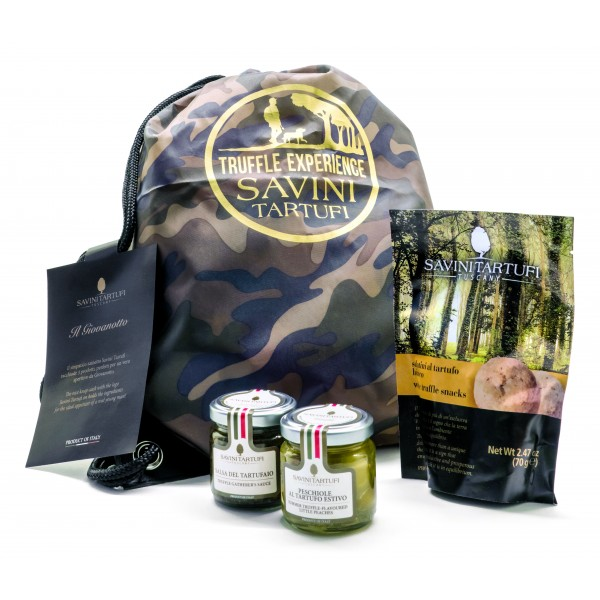 Savini Tartufi - The Young Man - Gift Boxes - Truffle Excellence