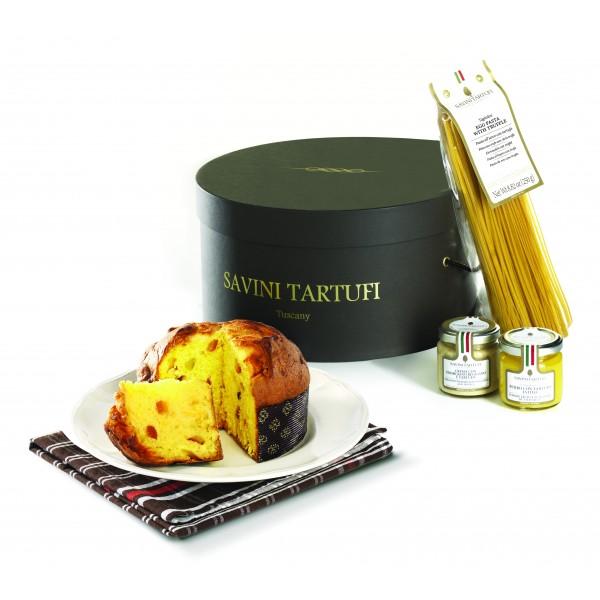 Savini Tartufi - Festive Dinner - Gift Boxes - Truffle Excellence
