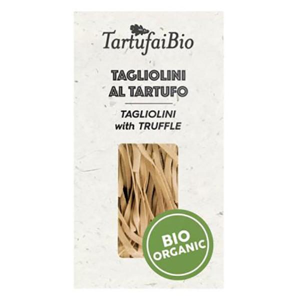 Savini Tartufi - Tagliolini Bio al Tartufo - Linea Tartufai Bio - Eccellenze al Tartufo - 250 g