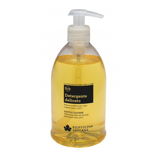 Biofficina Toscana - Detergente Delicato - Linea Detergente - Cosmetici Bio Vegan