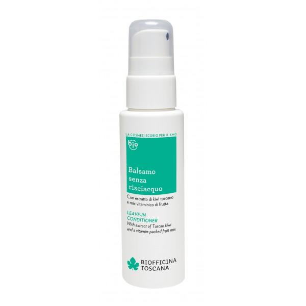 Biofficina Toscana - Balsamo Senza Risciacquo - Linea Capelli - Cosmetici Bio Vegan