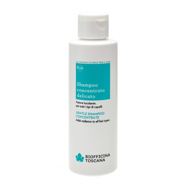 Biofficina Toscana - Gentle Shampoo Concentrate - Hair Line - Organic Vegan Cosmetics