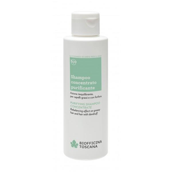 Biofficina Toscana - Shampoo Concentrato Purificante - Linea Capelli -  Cosmetici Bio Vegan - Avvenice 44248ae390e4