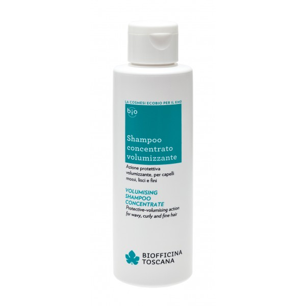 Biofficina Toscana - Shampoo Concentrato Volumizzante - Linea Capelli - Cosmetici Bio Vegan