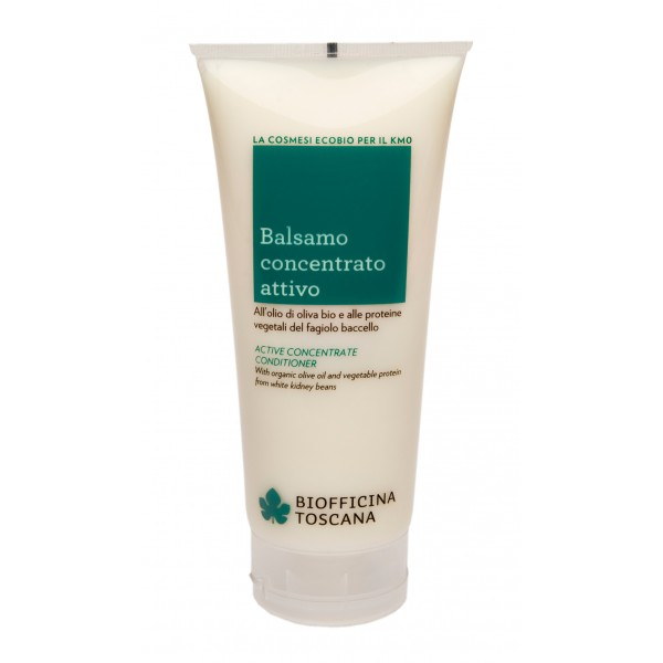 Biofficina Toscana - Active Conditioner Concentrate - Hair Line - Balm - Organic Vegan Cosmetics