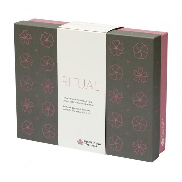 Biofficina Toscana - Beauty Rituals - Facial Line - Organic Vegan Cosmetics