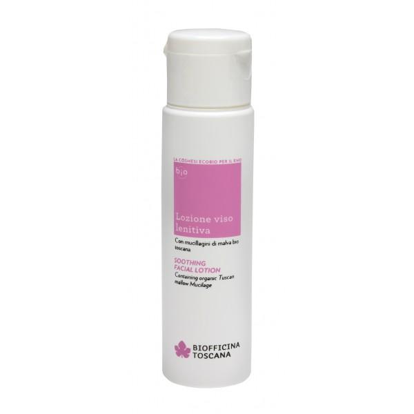 Biofficina Toscana - Soothing Facial Lotion - Facial Line - Organic Vegan Cosmetics