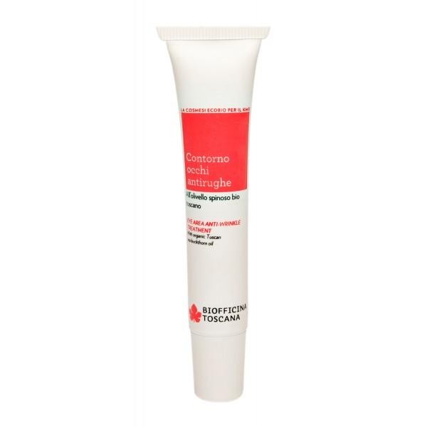 Biofficina Toscana - Eye Contour Anti-Aging Treatment - Facial Line - Organic Vegan Cosmetics