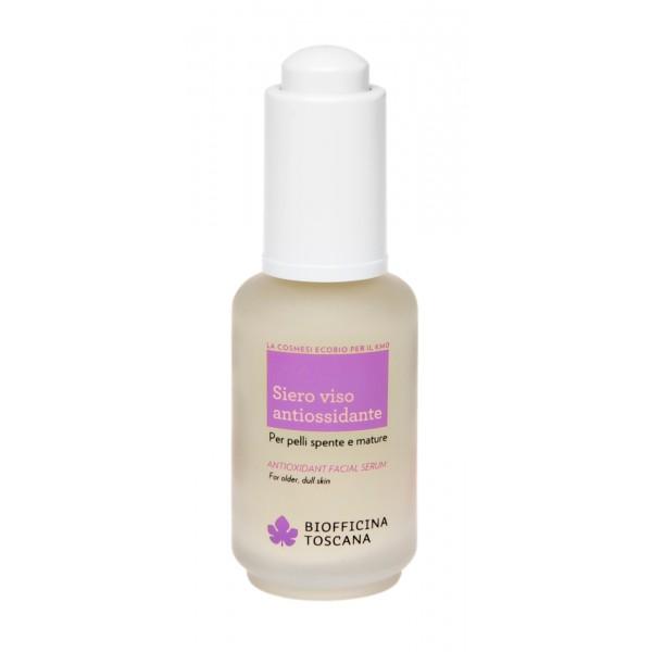 Biofficina Toscana - Antioxidant Facial Serum - Facial Line - Organic Vegan Cosmetics