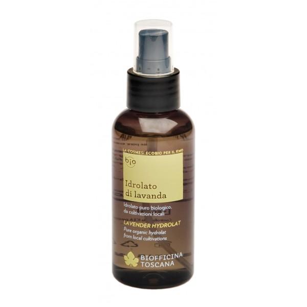 Biofficina Toscana - Lavender Hydrolat - Water Line - Organic Vegan Cosmetics