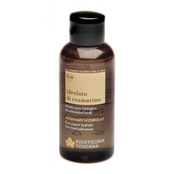 Biofficina Toscana - Rosemary Hydrolat - Water Line - Organic Vegan Cosmetics