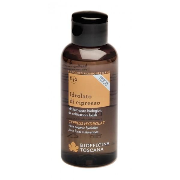 Biofficina Toscana - Idrolato di Cipresso - Linea Acqua - Cosmetici Bio Vegan