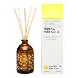 Biofficina Toscana - Profumatore Sinergia Purificante - Linea Casa - Cosmetici Bio Vegan