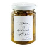 Nonno Andrea - Zucca in Agrodolce Sott'Olio - Sottoli e Agrodolci Bio - 140 g