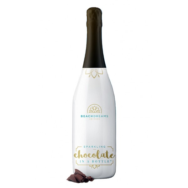Ibiza Dreams - Chocolate in a Bottle - French Chardonnay with Belgian Chocolate - Sparkling