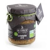 La Cerca - La Tartufata al 5 % Bio - Salse con Tartufo - Eccellenze al Tartufo - Bio Vegan - 90 g