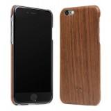 Woodcessories - Cover in Legno di Noce e Kevlar - iPhone 8 / 7 - Cover in Legno - Eco Case - Ultra Slim - Collezione Kevlar