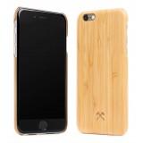Woodcessories - Cover in Legno di Bamboo e Kevlar - iPhone 6 Plus / 6 s Plus - Cover in Legno - Eco Case - Collezione Kevlar
