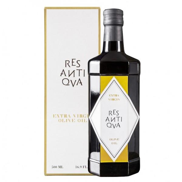 Res Antiqva - Bottiglia - Olio Extravergine di Oliva Biologico Italiano - 500 ml
