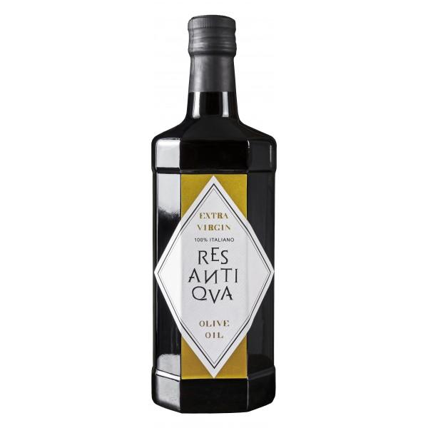 Res Antiqva - Bottiglia - Olio Extravergine di Oliva Biologico Italiano - 12 x 250 ml