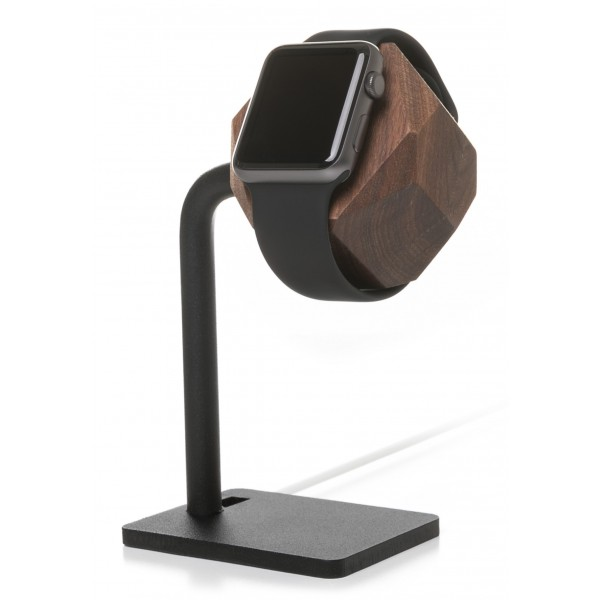 Woodcessories - Noce / Supporto Apple Watch 1 & 2 in Legno - Apple Watch - Eco Dock Watch - Supporto Apple Watch in Legno
