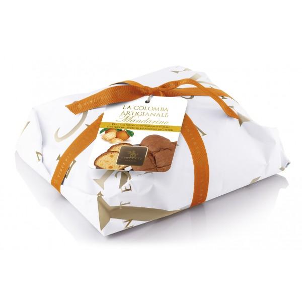 Vincente Delicacies - Colomba Classica - Al Mandarino di Ciaculli - Classique - Artigianale Incartata a Mano