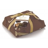 Vincente Delicacies - Colomba Artigianale - Cioccolato Extra Fondente 70% - Classique - Artigianale Incartata a Mano