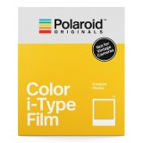 Polaroid Originals - Color Film for iType - Classic White Frame - Film for Polaroid Originals i-Type Cameras - OneStep 2