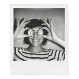 Polaroid Originals - Pellicole in Bianco e Nero per iType - Frame Bianco Classico - Film per Polaroid Camera i-Type - OneStep 2