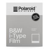 Polaroid Originals - Pacco Triplo Pellicole per iType - Frame Bianco Classico - Core Film per Polaroid Camera i-Type - OneStep 2