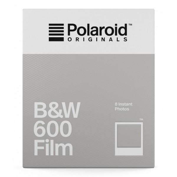 Polaroid Originals - B&W Film for 600 - Classic White Frame - Film for Polaroid Originals 600 Cameras - OneStep 2