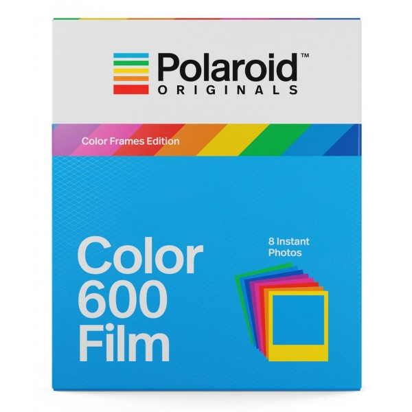 Polaroid Originals - Color Film for 600 - Color Frame - Film for Polaroid Originals 600 Cameras - OneStep 2