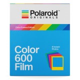 Polaroid Originals - Pellicole Colorate per 600 - Frame Colorato - Film per Polaroid 600 Camera - OneStep 2