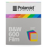 Polaroid Originals - B&W Film for 600 - Color Frame - Film for Polaroid Originals 600 Cameras - OneStep 2