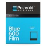 Polaroid Originals - Pellicole Blu per 600 Duochrome - Frame Nero - Film per Polaroid 600 Camera - OneStep 2