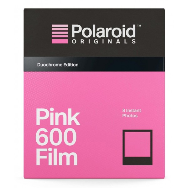 Polaroid Originals - Rose Film for 600 Duochrome - Black Frame - Film for Polaroid Originals 600 Cameras - OneStep 2