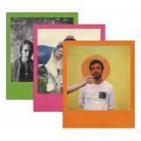 Polaroid Originals - Pacco Triplo Pellicole per 600 Rainbow - Frame Colorato - Film per Polaroid 600 Camera - OneStep 2