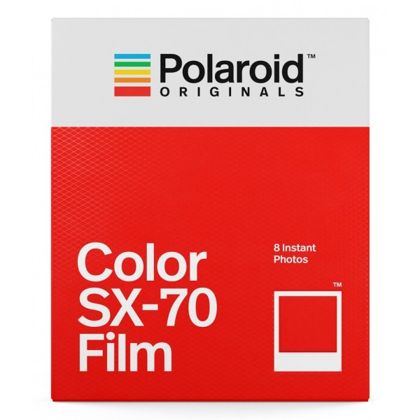 Polaroid Originals - Color Film for SX-70 - Classic White Frame - Film for Polaroid Originals SX-70 Cameras